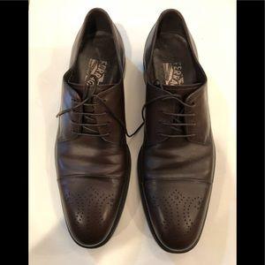 Salvatore Ferragamo Oxford Dress Shoes